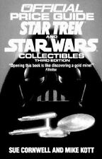 Star Trek and Star Wars Collectibles: Third Edition (Official Price Guide to Sta