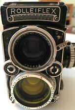 [Vintage]Used Rolleiflex 2.8D TLR w/Planar 80mm f2.8 Carl Zeiss Twin Lens Camera