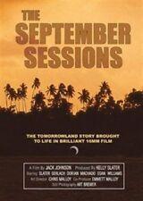 Jack Johnson The September Sessions 0044006009193 DVD Region 1