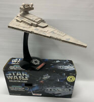 Vintage STAR WARS Kenner Electronic Collector Fleet STAR DESTROYER in Box Read