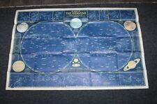 Vintage 1957 NATIONAL GEOGRAPHIC A Map Of The Heavens