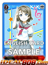 "Weiss Schwarz  x 4 ""Aim to Shine"" You Watanabe [LSS/WE27-E24 R (Regular)] Englis"