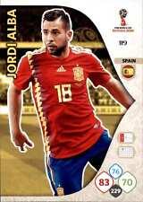 Panini WM Russia 2018 -  Nr. 119 - Jordi Alba - Team Mate