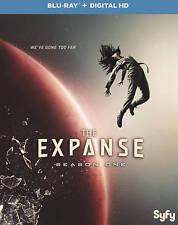 The Expanse: Season One (Blu-ray Disc, 2016, 3-Disc Set) Brand New