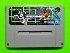 ROCKMAN X2 (Mega Man X2) Super Famicom