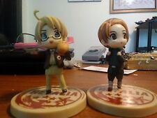 Hetalia China & America chibi figure
