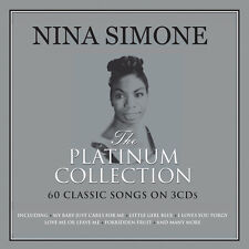 Nina Simone - The Platinum Collection - Best Of / Greatest Hits 3CD NEW/SEALED