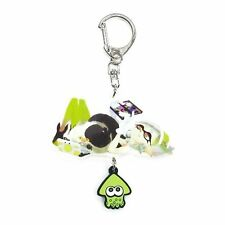 Splatoon firefly & Judge kun take advantage of rubber with acrylic Keychain