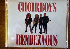 CHOIRBOYS Rendezvous Double Limited Edition Music Cassette Australian Rock