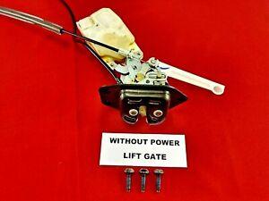 2004-2009 NISSAN QUEST TRUNK LATCH TAILGATE LIFT GATE HATCH POWER LOCK ACTUATOR