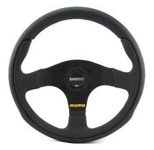 Momo Leder Sportlenkrad Team 30 300mm schwarz black steering wheel volante