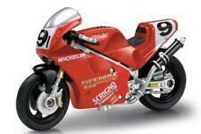 @ - DUCATI 888 SBK Superbike Desmoquattro # 9 Falappa - 1992 - 1:32 in Show Box