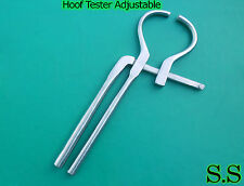 Adjustable Hoof Tester Surgical Veterinary Instruments VT-121