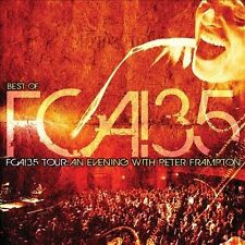 Peter Frampton - The Best of FCA! 35 Tour: An Evening With (3 CD set, Eagle US)