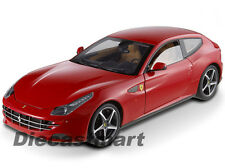 HOTWHEELS ELITE W1105 1:18 FERRARI FF NEW LIMITED EDITION 2012 DIECAST MODEL RED