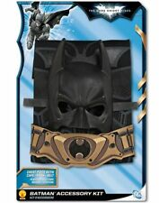 Rubie's New Sealed Adult Batman Dark Knight Rises Costume Accessory Kit