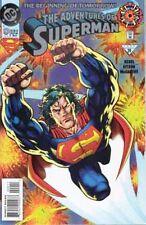 ADVENTURES  of  SUPERMAN { DC  -  Oct  1994}  ## 0