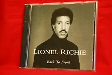 Lionel Richie - Back To Front - CD Album