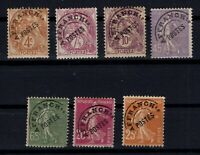 PP135253/ FRANCE – PRE-CANCELLED – YEARS 1922 - 1932 MINT MNH – CV 125 $