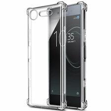 Silicon Shockproof Clear Case Cover For Sony Xperia L1 L2 XZ XZ1 XA1 XA2 XA XZ3