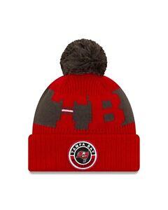 Tampa Bay Buccaneers  New Era 2020 NFL Sideline Sport Knit Hat