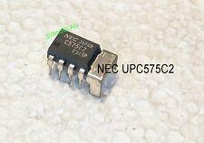 NEC UPC575C2 2W/12V/8R Amplificador De Audio Chip DIP8 con etiquetas 2 Piezas Oferta!