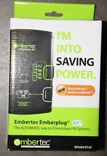 Embertec Emberplug Av+ Power Saving Epusav-Et-07 Automatic Switching