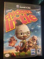 Disney's Chicken Little (Nintendo GameCube, 2005) ***TESTED***