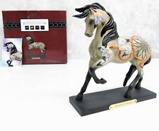 The Trail Of Painted Ponies KEEPER OF DREAMS Horse Figurine Dream Catcher Design