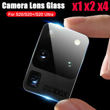 For Samsung Galaxy S20 Ultra S20+ Tempered Glass Camera Lens Screen Protector