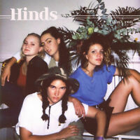 "Hinds : I Don't Run Vinyl 12"" Album Coloured Vinyl (2018) ***NEW*** Great Value"