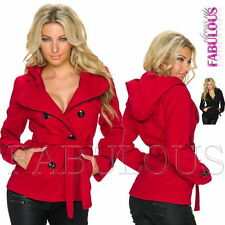 Women's Solid Viscose Basic Jackets
