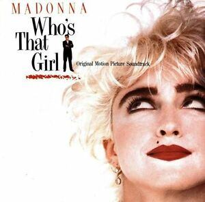 Madonna - Who's That Girl O.S.T. new in seal