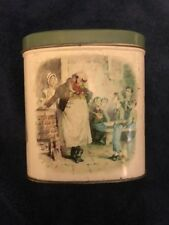 Vintage MURCHIE'S SELECT TEA Empty Tin. Oliver Twist RARE!