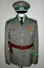 DDR NVA GT Uniform Major der Grenzflieger Größe g60/g60 XXXL Fasching Karneval