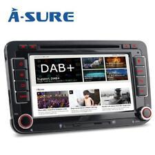 "7"" GPS DVD DAB+ für VW Passat B6 B7 Golf 5/6 Tiguan Touran Caddy Polo Sharan T5"