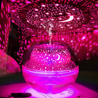 LED-Ultraschall Luftbefeuchter 500ml Aroma Diffuser Therapie Projektor Duftlampe