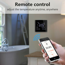 C17.GH3 16A 85-250V LCD Display WIFI Programming Floor Wall Heating Thermostat