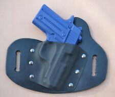 Leather Kydex Hybrid OWB holster for Sig Sauer P238