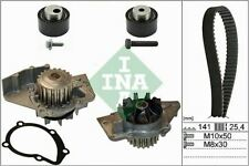 INA 530 0111 30 WATER PUMP & TIMING BELT SET