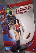 "Justice League DC Comics Wonder Woman 2-3/4"" Figurine Great Cake Topper 2018"