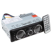 New Car Audio Stereo In Dash AM FM Aux Input Receiver SD USB MP3 Radio Player