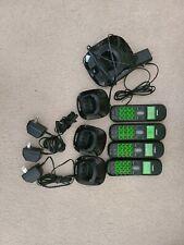 Pre-owned Vtech CS6199-4 Cordless Telephone
