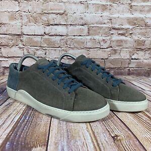 Cloud Footwear Igor Sneakers Gray Suede Mens Size 42 (US 9) Shoes