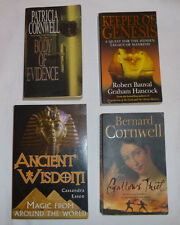 4 Books, Ancient Wisdom, Keeper of Genesis, Gallows Thief & Body of Evidence