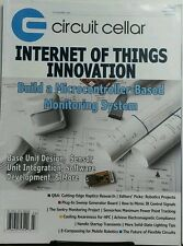 Circuit Cellar March 2016 Internet of Things  Innovation Robots FREE SHIPPING sb
