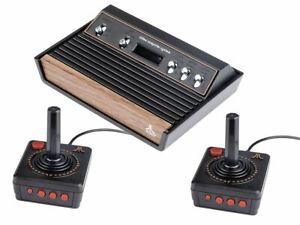 Atari Flashback X Retro mit 110 Spielen 2 Controller HDMI HD