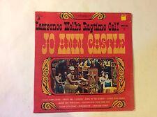 Jo Ann Castle – Lawrence Welk's Ragtime Gal! - Pickwick/33 Records NEW vinyl lp
