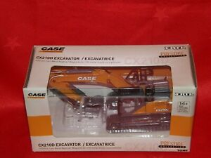 Britains Ertl 1/50 Case CX210D Excavator BF44230 Prestige Collection - New Boxed