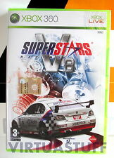 Superstars Racing V8, XBOX 360, X360, PAL, ITA, MICROSOFT, Nuovo, Factory Sealed